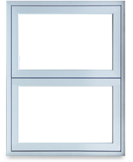 single zero sightline window