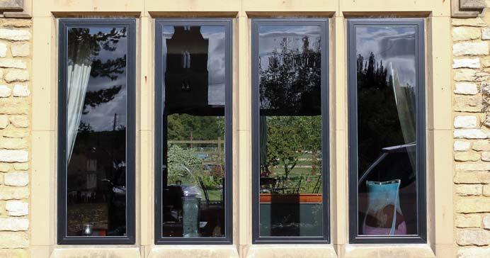 Aluminium Heritage Windows