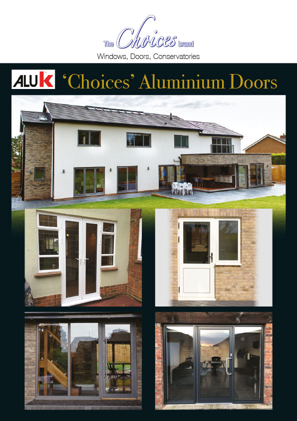 Choices Aluminium Doors
