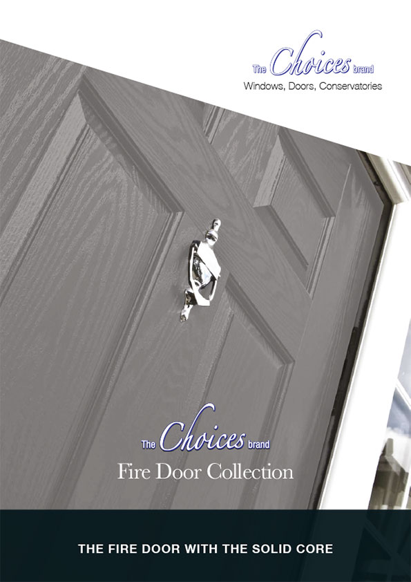 Choices FD30s Fire Door