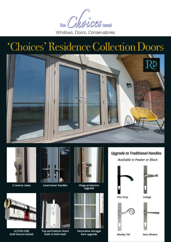 Choices Residence Doors