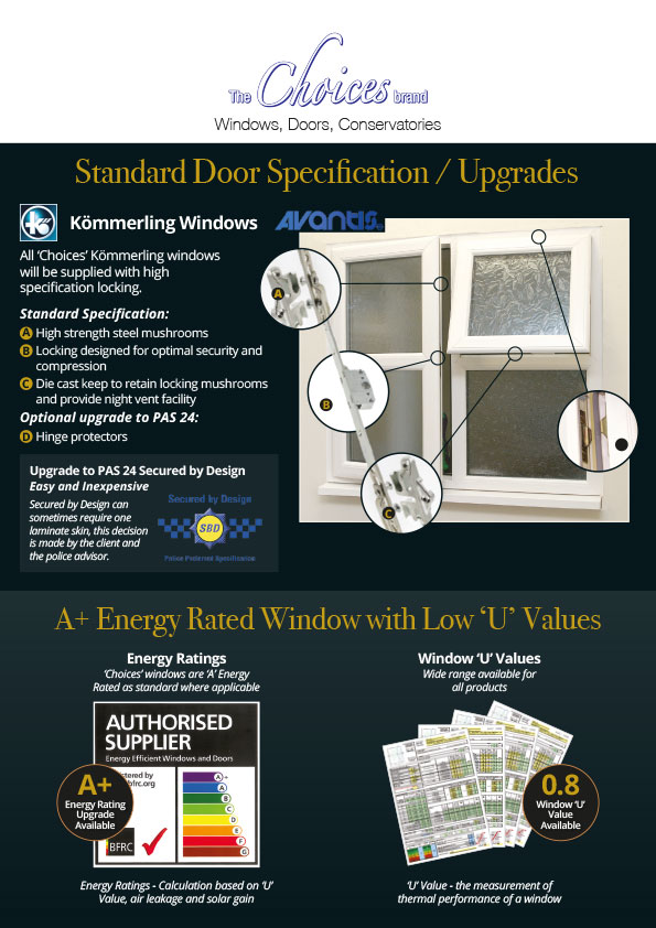 Window Specification