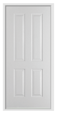 Ben Nevis Endurance Composite Fire Door Design