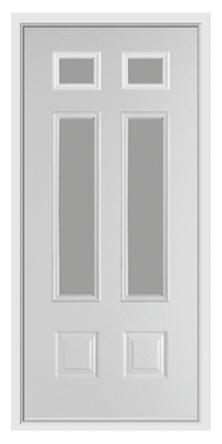 Bowmont Endurance Composite Fire Door Design