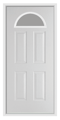 Eiger Endurance Composite Fire Door Design