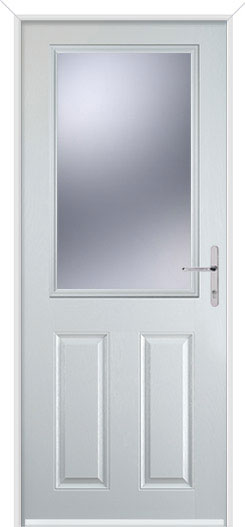 White Clumber Fire Door Design