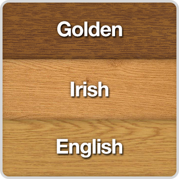 Oak woodgrain foil galleries
