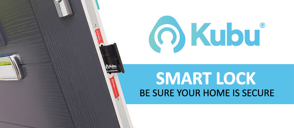 Kubu smart lock hero image