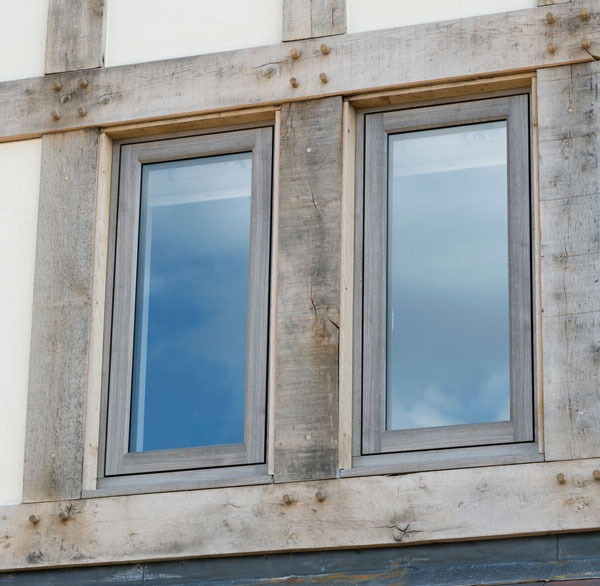 internal shot of Residence2 White window